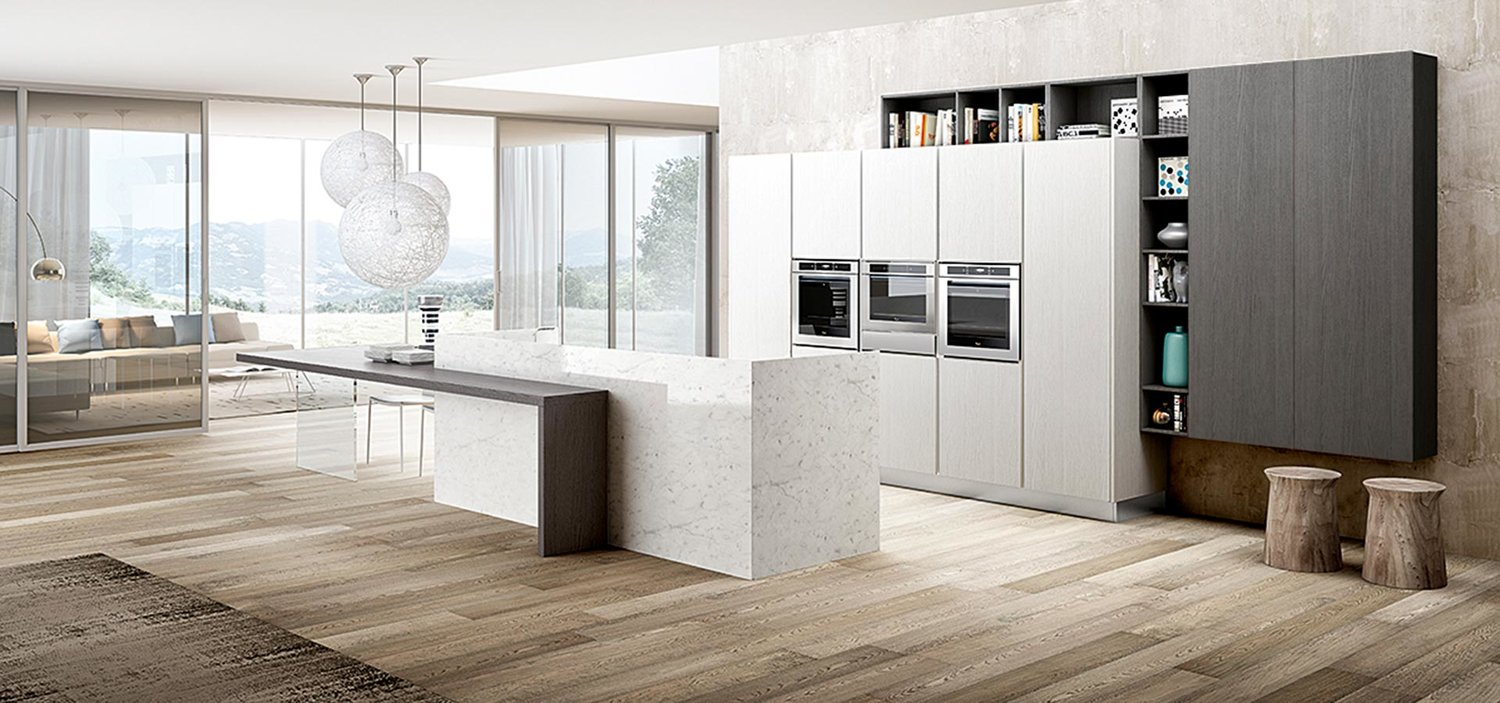 At Ray Munn Kitchens we treat lighting as a key element of the overall kitchen design.