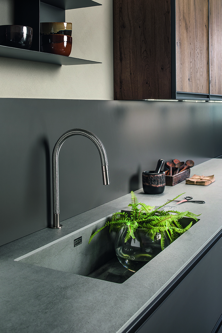 'Kronos' one of our latest Arredo 3 kitchens.