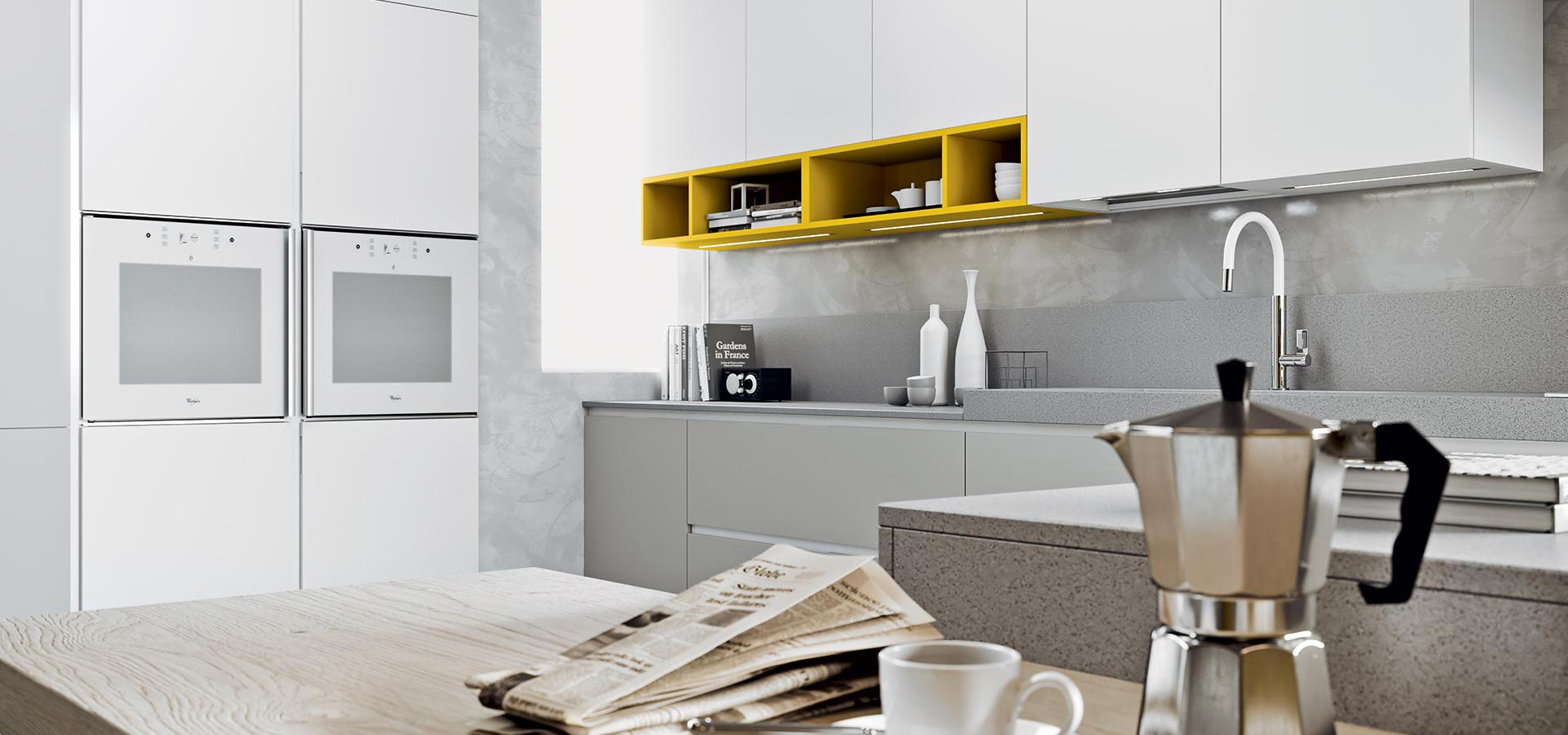 It's the little touches that the designers at Ray Munn Kitchens will prompt you to consider…