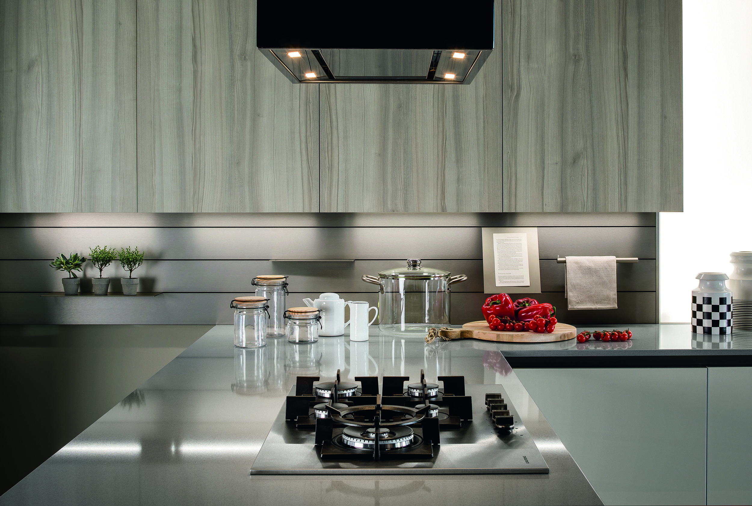 if you like to entertain, we can plan your kitchen layout to be socially interactive.