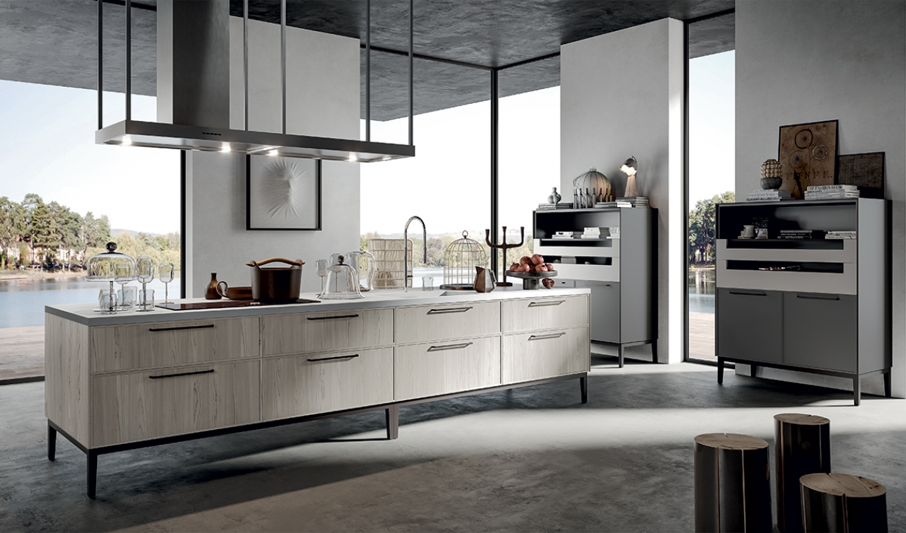 with many woodgrains in a multitude of grey shades, grey doesn't have to mean painted…