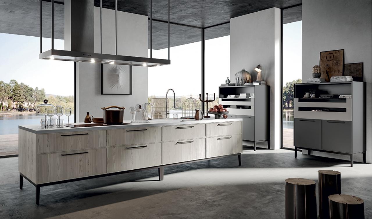aria epitomises italian design.