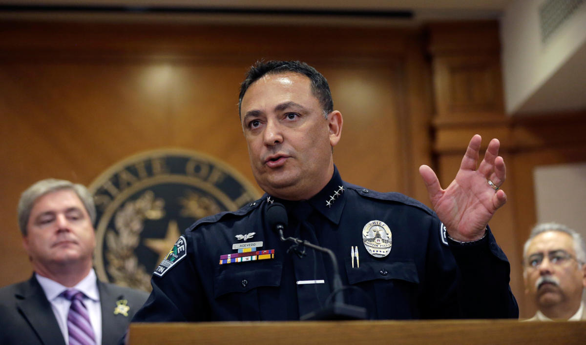 Why police chiefs oppose Texas' new anti-immigrant law - The New Yorker | June 2, 2017
