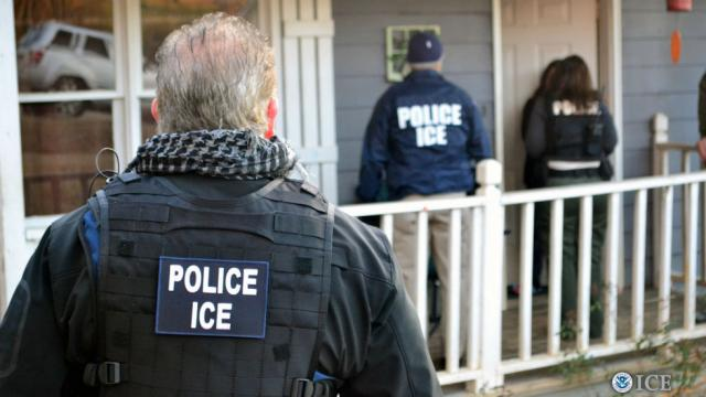 Immigration agents detain girl with cerebral palsy after surgery - The Hill | October 26, 2017