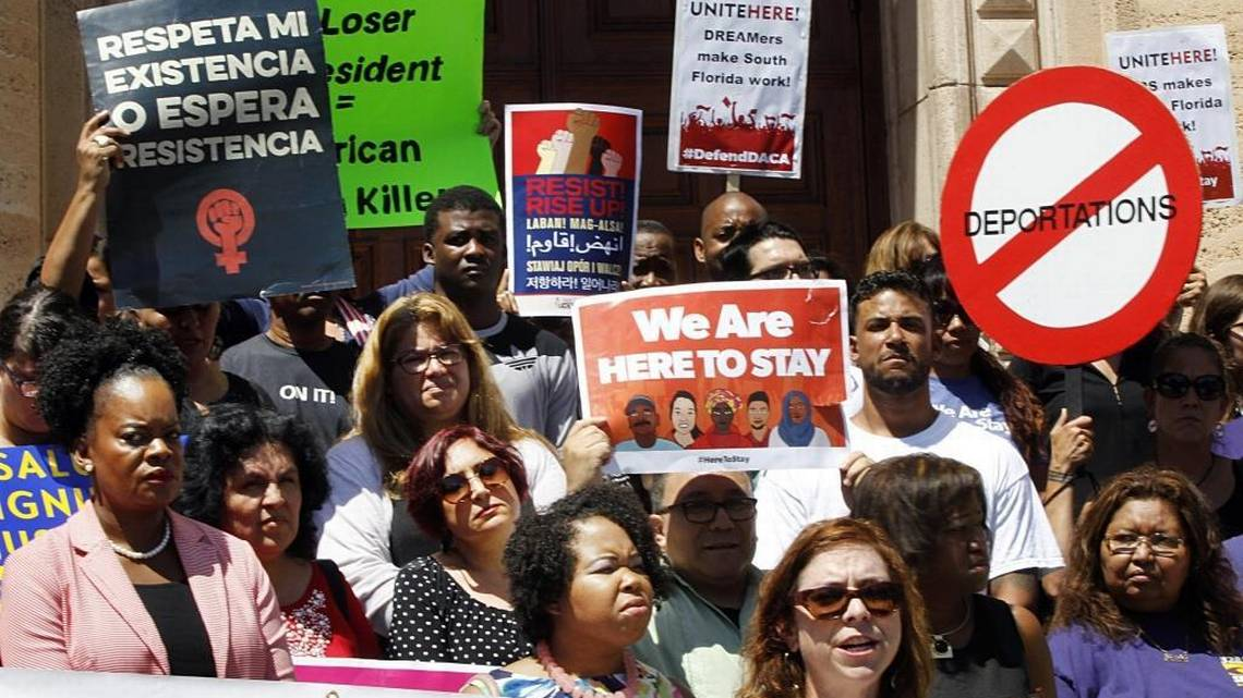 Florida Chamber of Commerce urges congressional delegation to find DACA solution - Miami Herald | October 28, 2017
