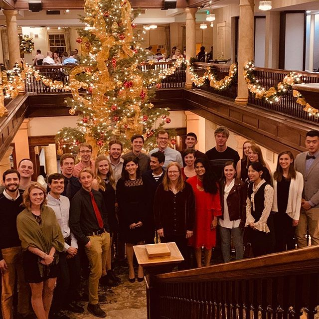 happy holidays from the Anseth lab!