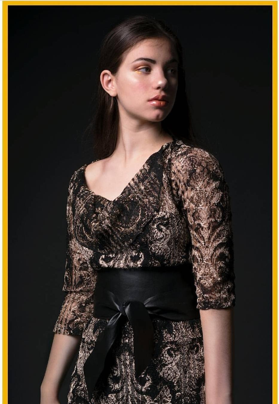 [Model: Kaya Geha]
