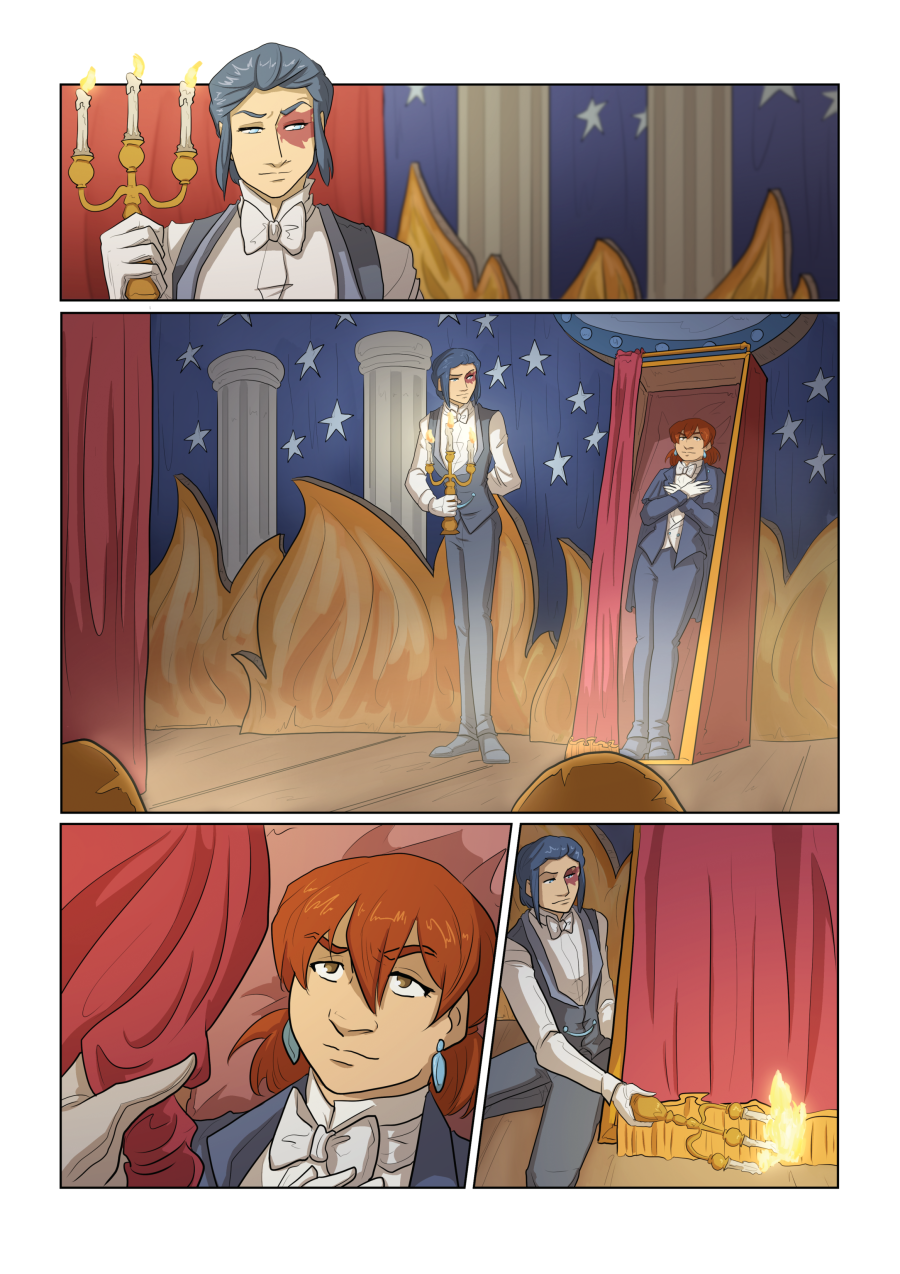 Devils in Dreamland Page 2