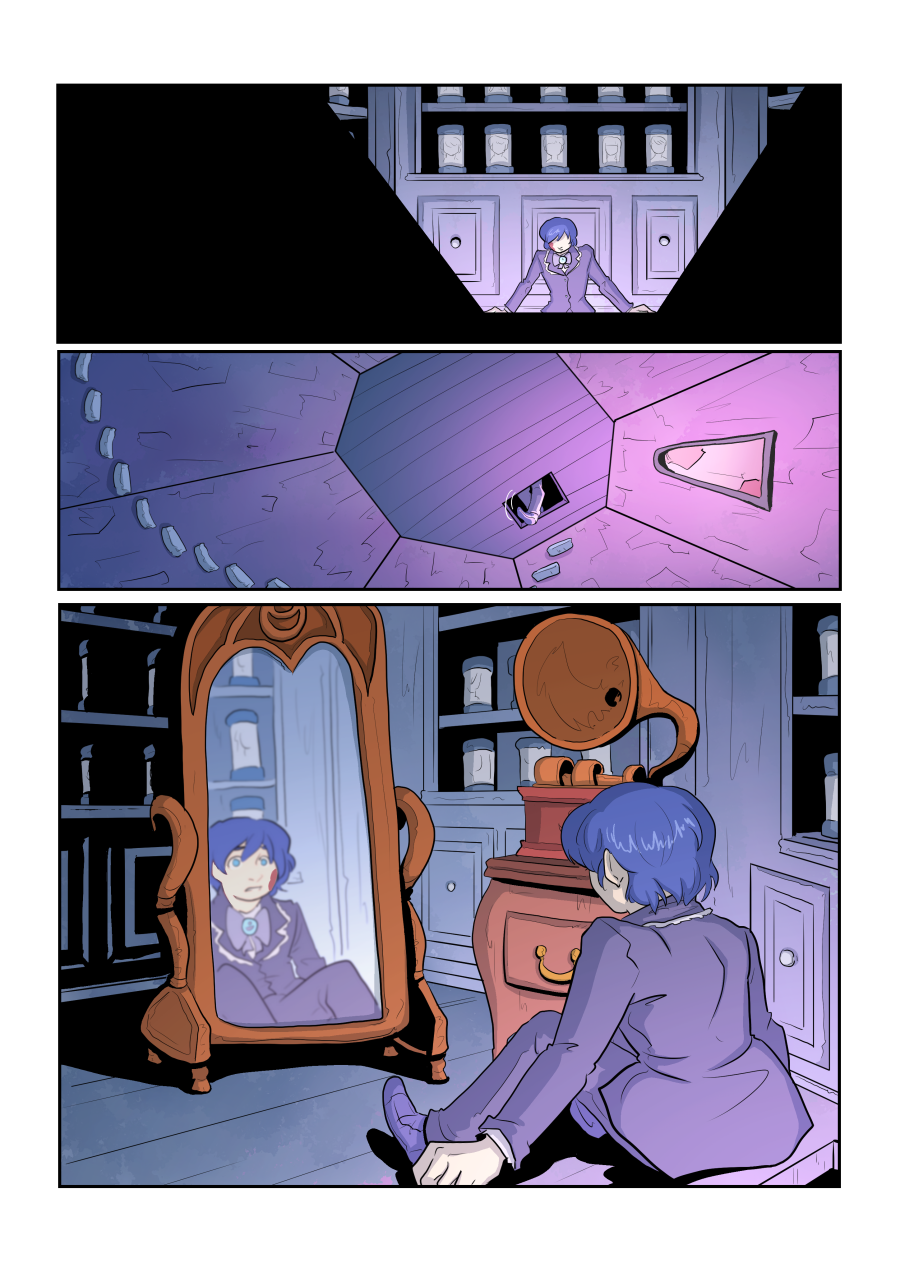 The Changeling Curse Sample pg 1