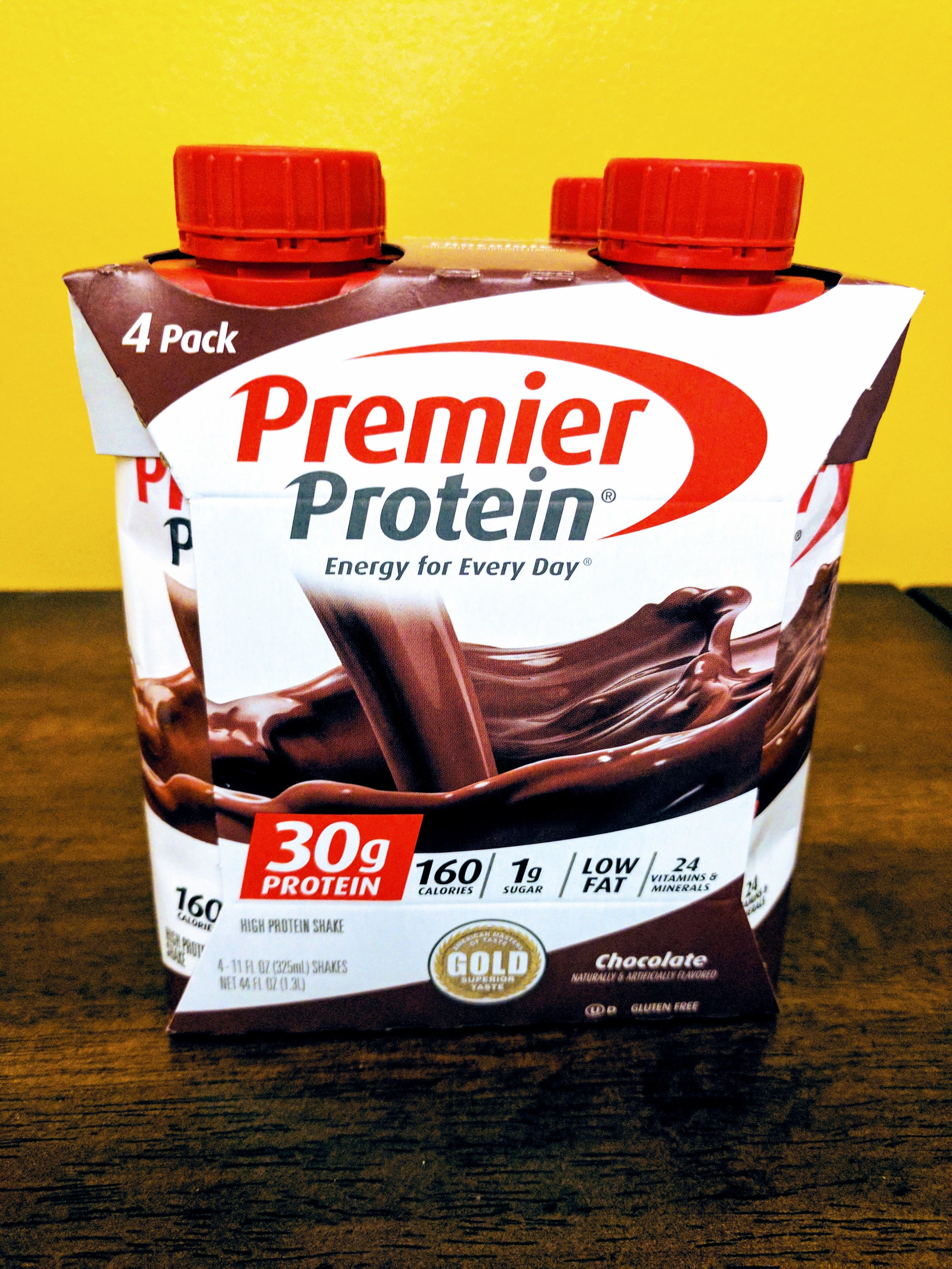 Q: - Is it true that Premier Protein® drinks have been changed in a way that they can't be absorbed anymore? I heard they changed their ingredients and it no longer provides the necessary protein. I'm really worried because I love these drinks, and they have really helped me hit my protein goal after I had my weight loss surgery. I haven't been able to tolerate any other brand. What am I going to do?! Thanks,– ChocoProteinDrinker
