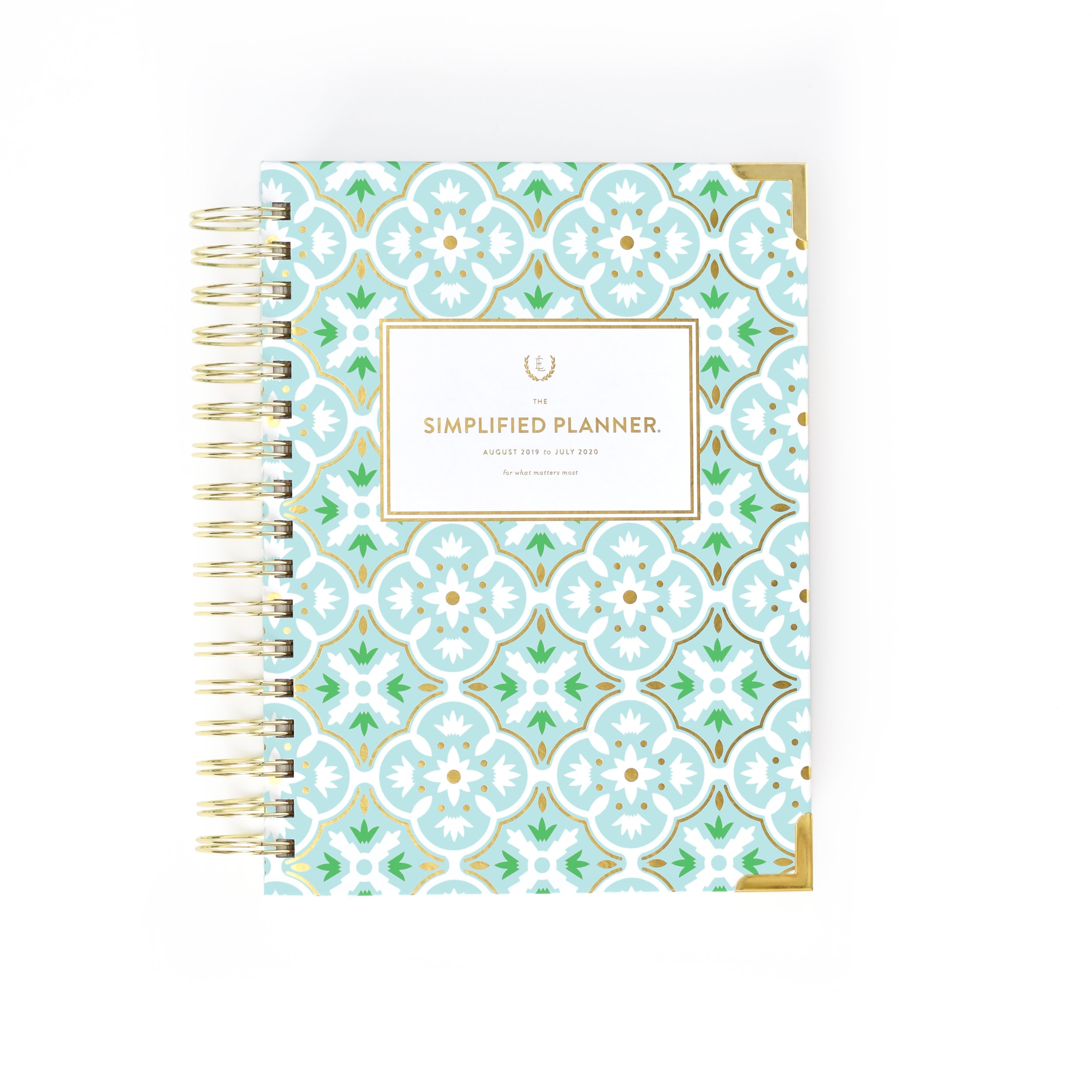 Mint Tile Daily Simplified Planner | $58 -