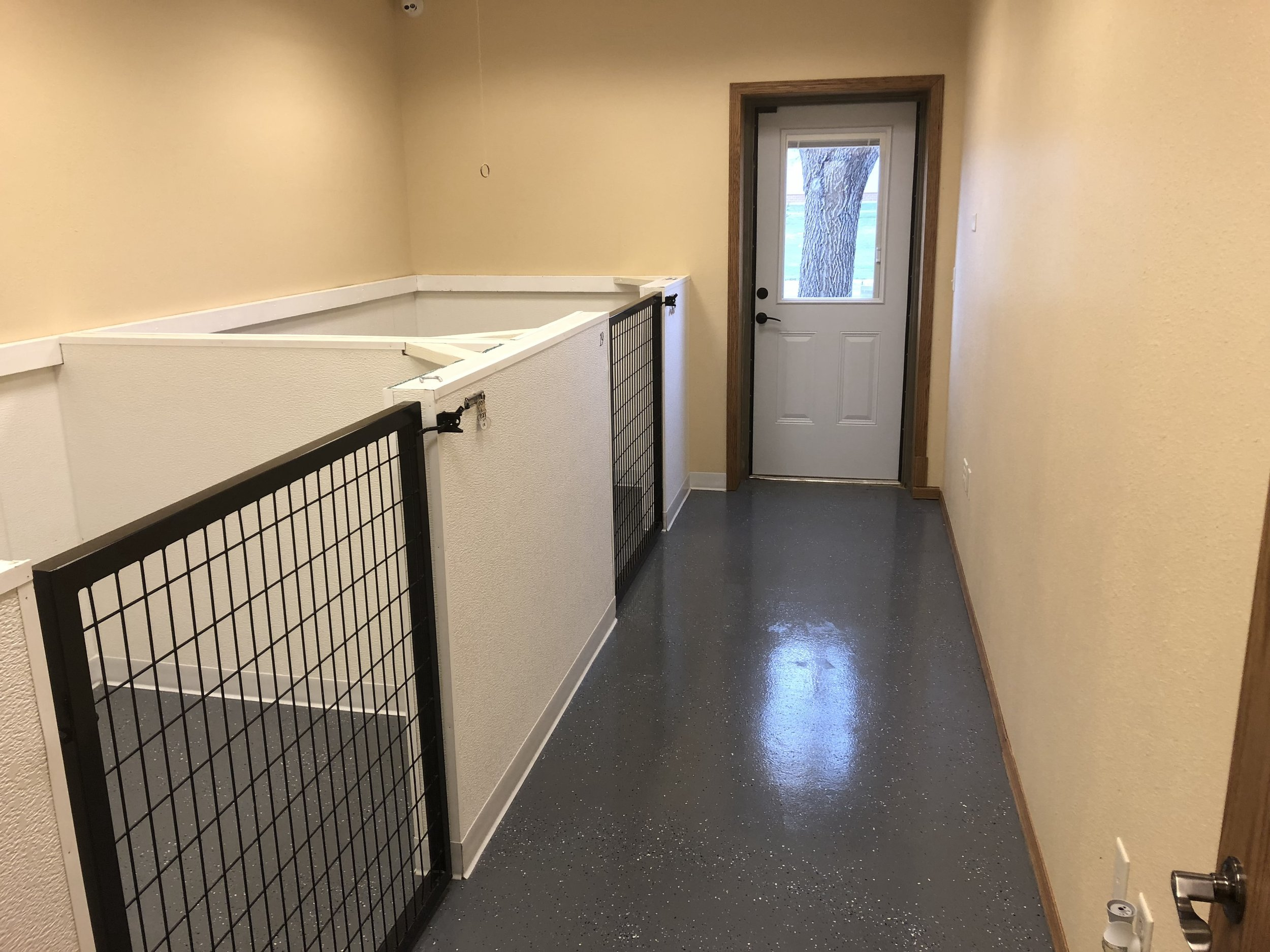 Family Kennel Room