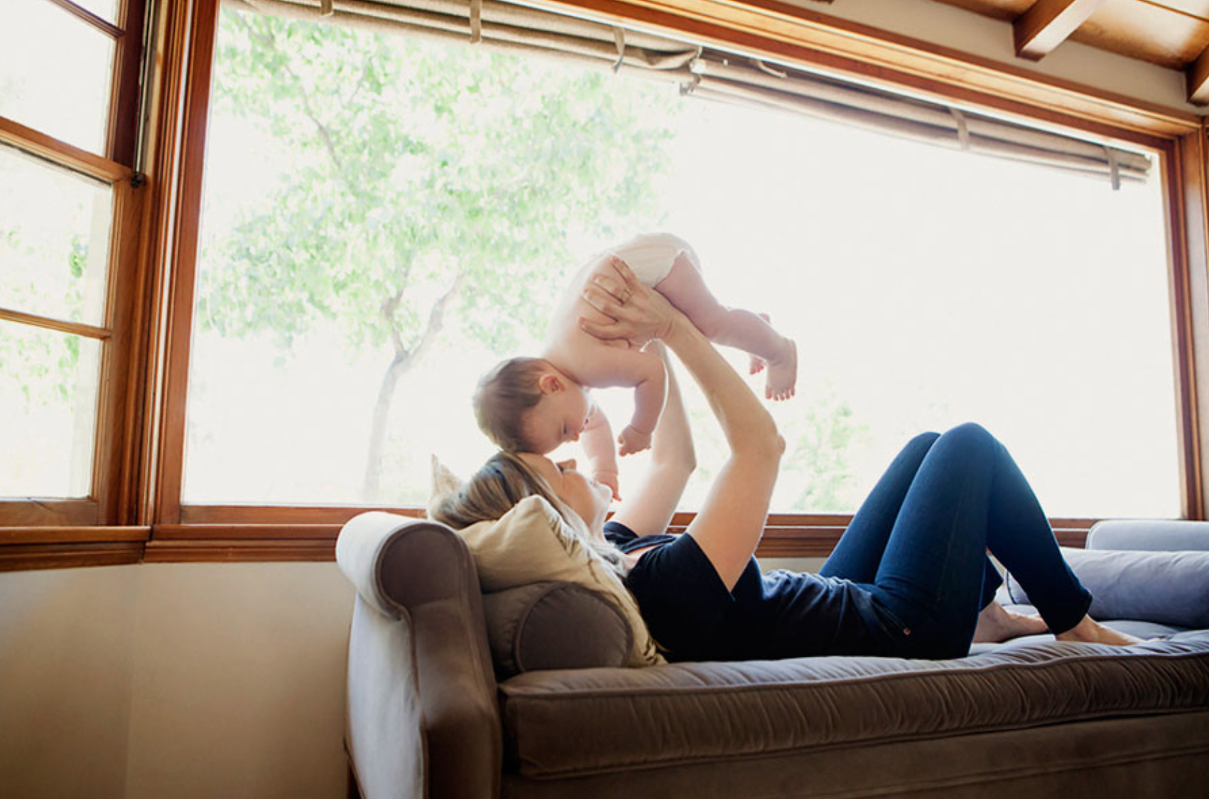The Truth About Postpartum Depression  -