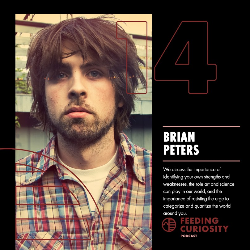 #14 - Brian Peters: Left, Right and Somewhere in Between