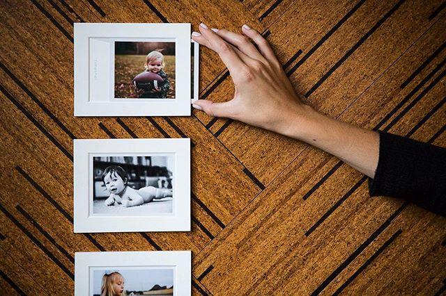 Want more ways to put your timeshel prints to use? We're working on it! timeshel photo frames have finished production and will be for sale soon. We can't wait! Sold in packs 4. Squares or rectangles. Stick em pretty much anywhere and swap photos in and out with a breeze. Let us know what you think!