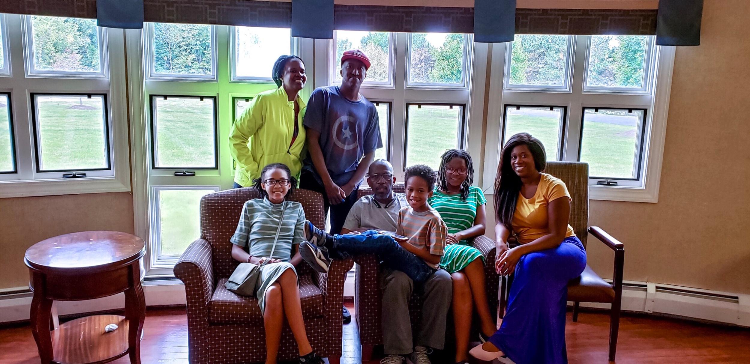 The White Family - My Family.