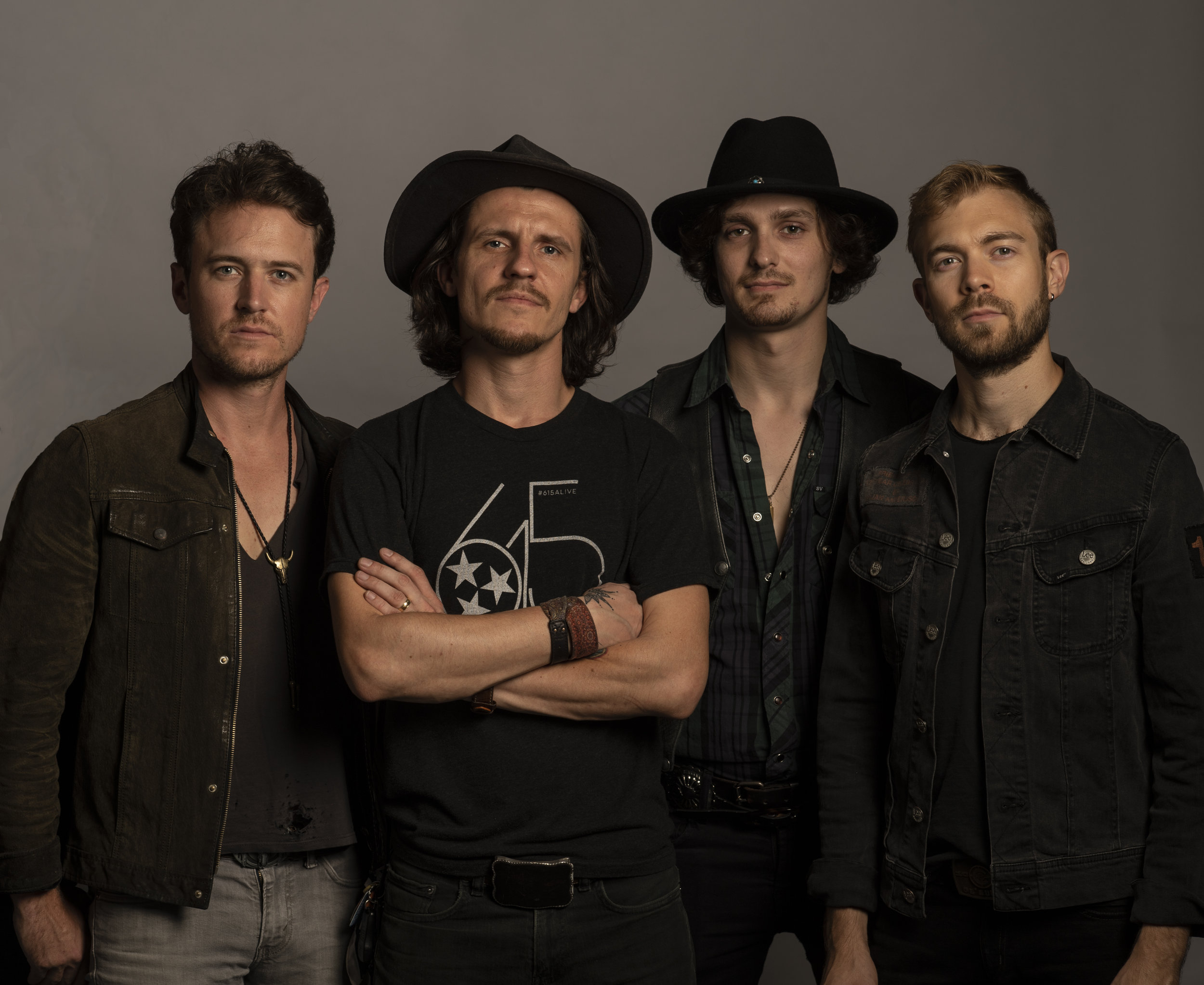 Flying Buffaloes is a 4-piece Rock n Roll Band based out of Nashville, TN, Music City, USA.