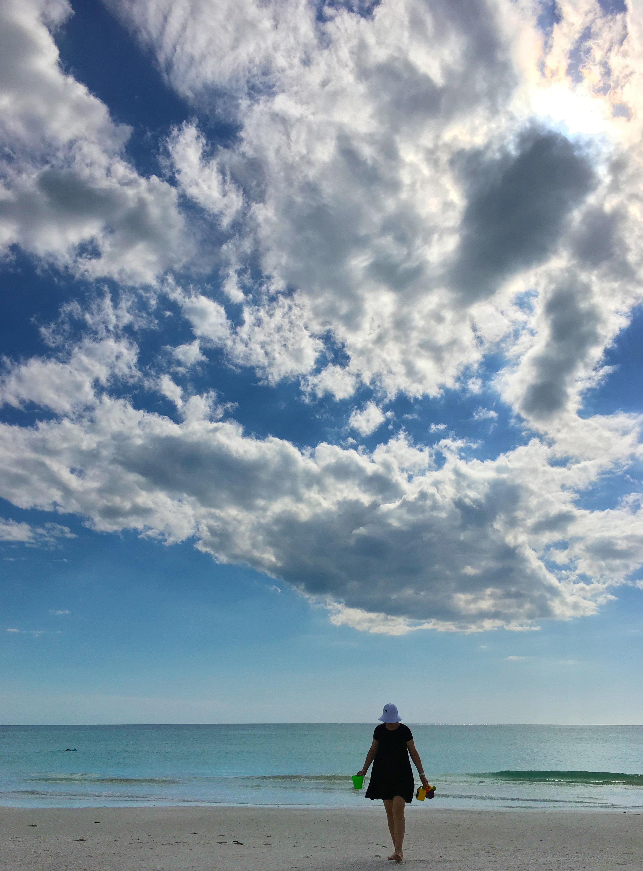 Sarasota - the beaches here are fantatsic.