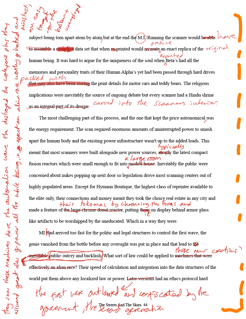 And this is just ONE page, and I have 467 in this draft to do ...