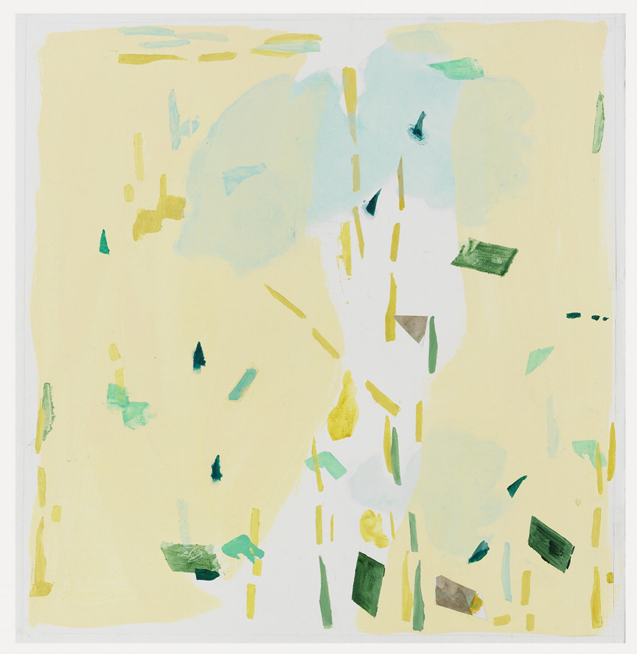 Rain (Yellow Series)