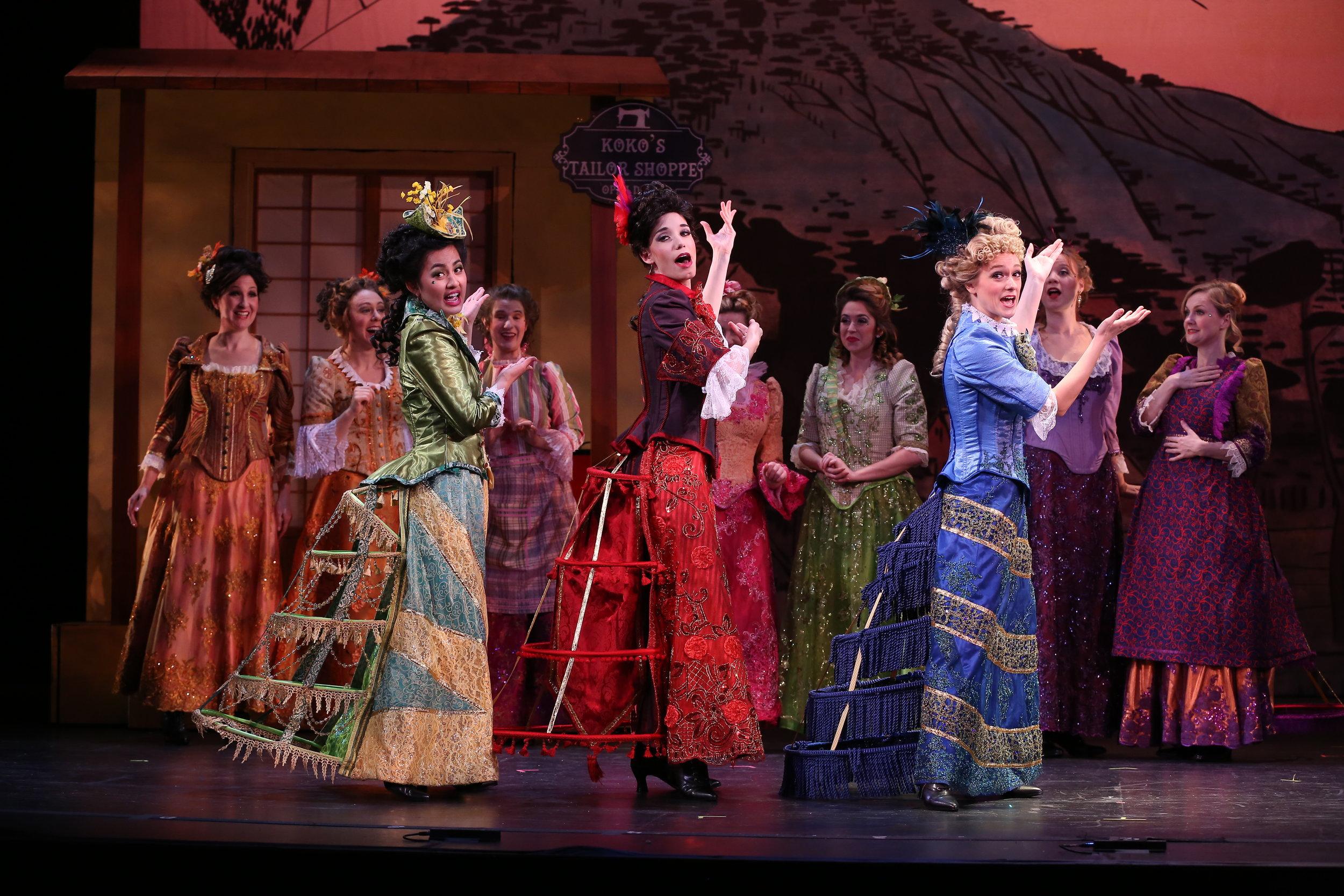 Three Little Maids from School  - Quynh-My Luu, Jessica Rose Futran, Lauren Frankovich