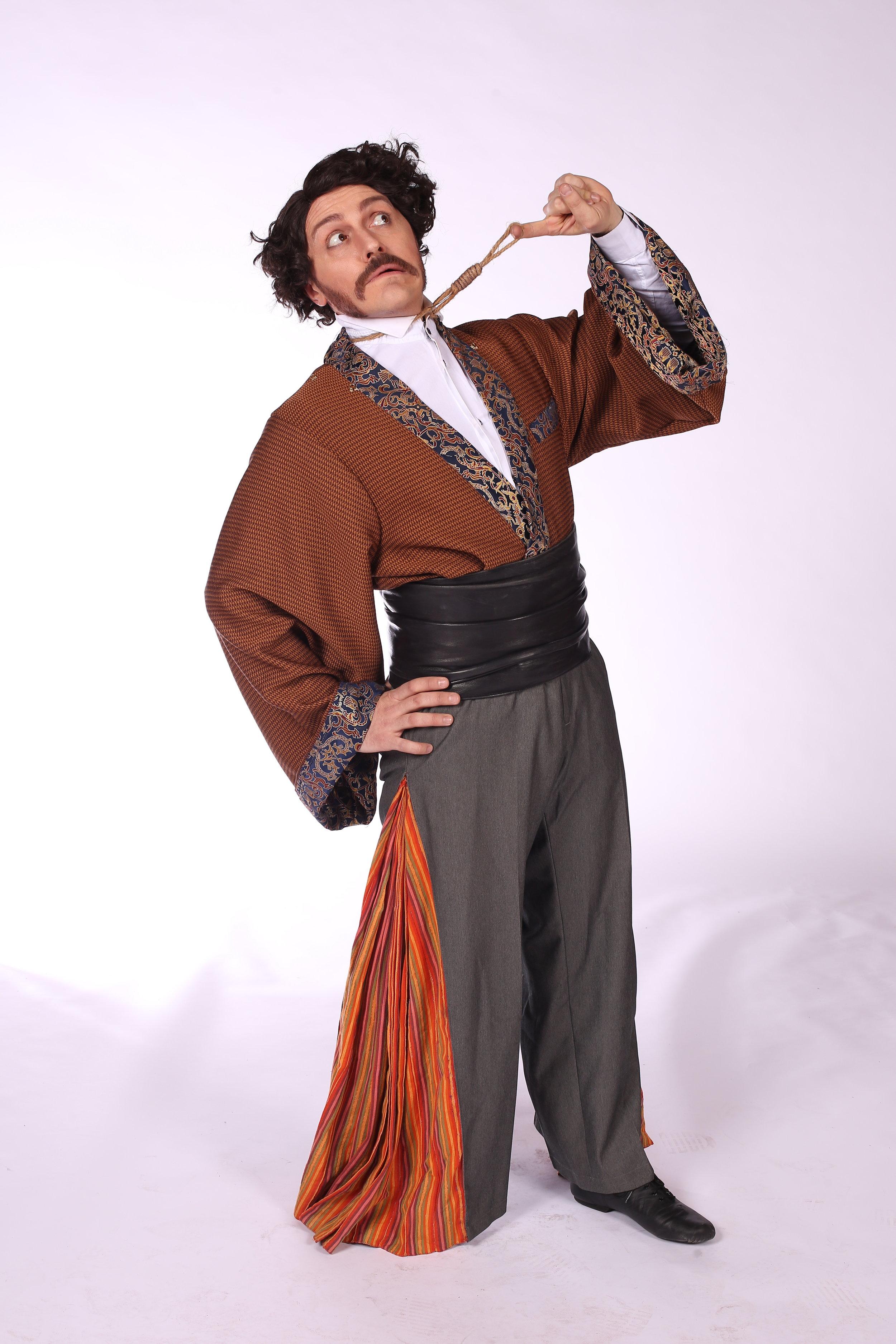 David Macaluso as Ko-Ko