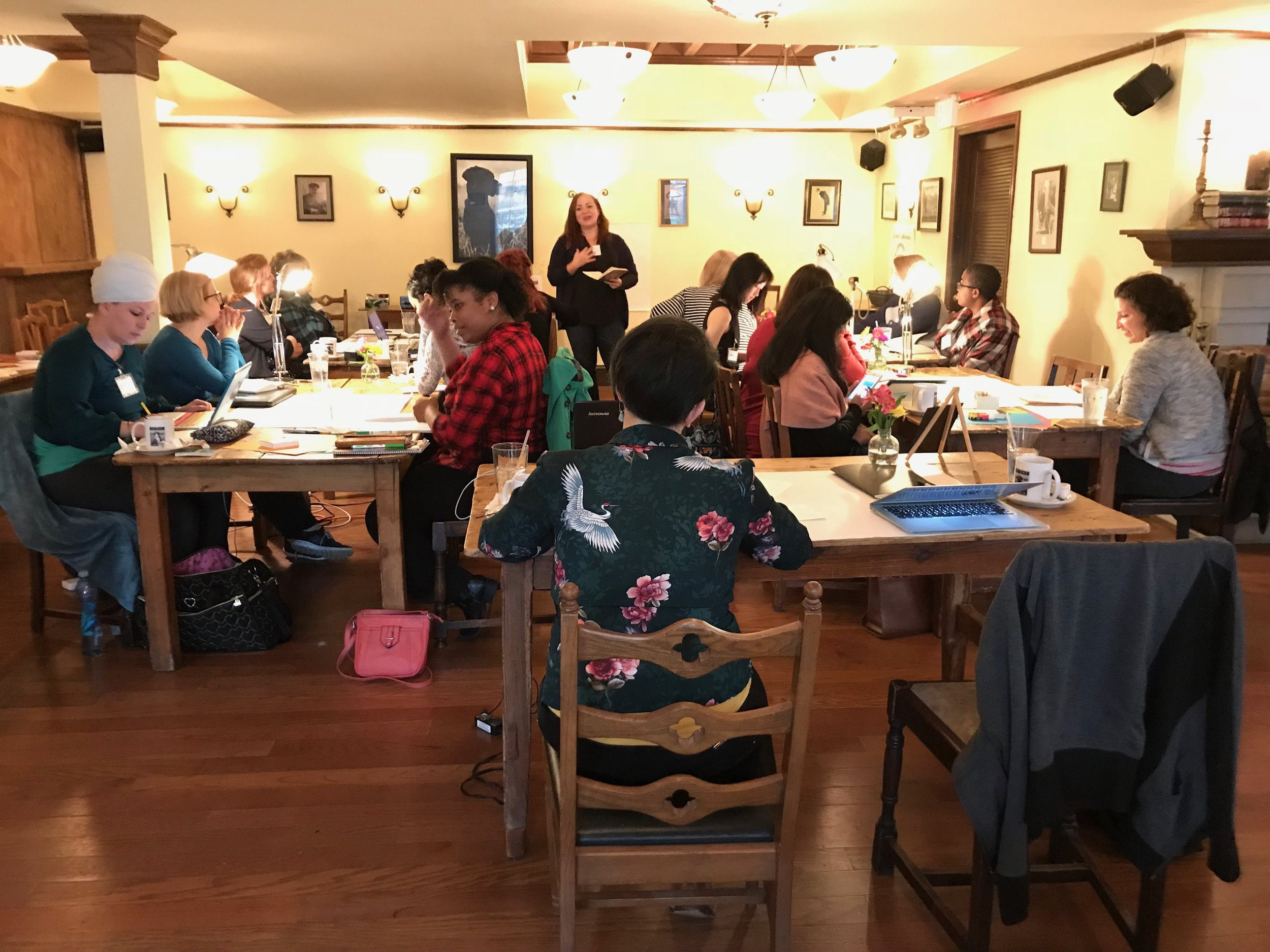 Write Wild with guest facilitator Kelly Sundberg