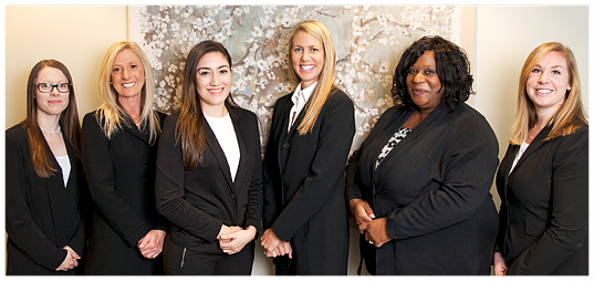 The Keller Law Group team