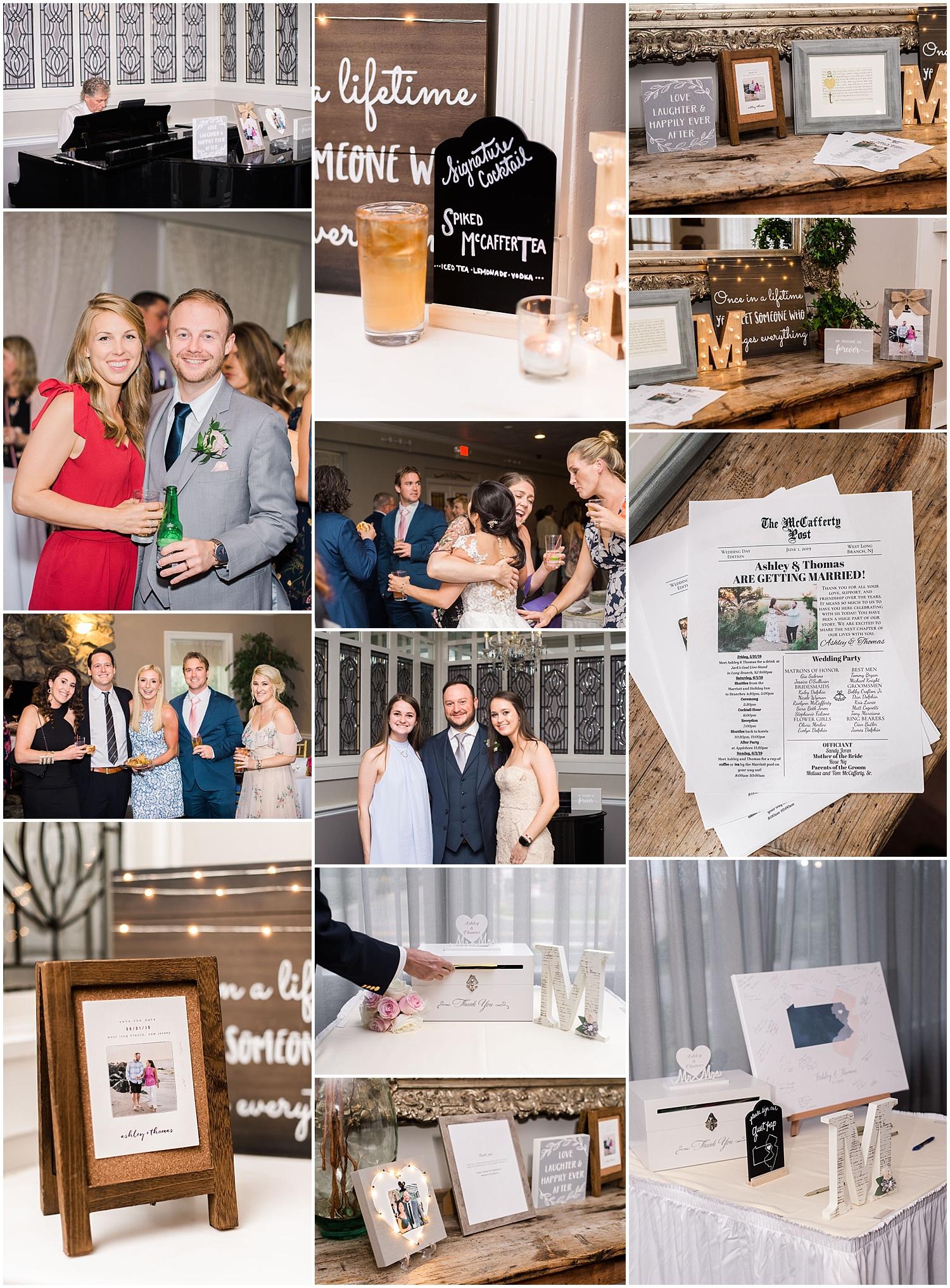 new jersey outdoor wedding, Monmouth University Wilson Hall, natural light photographer, hybrid photographer