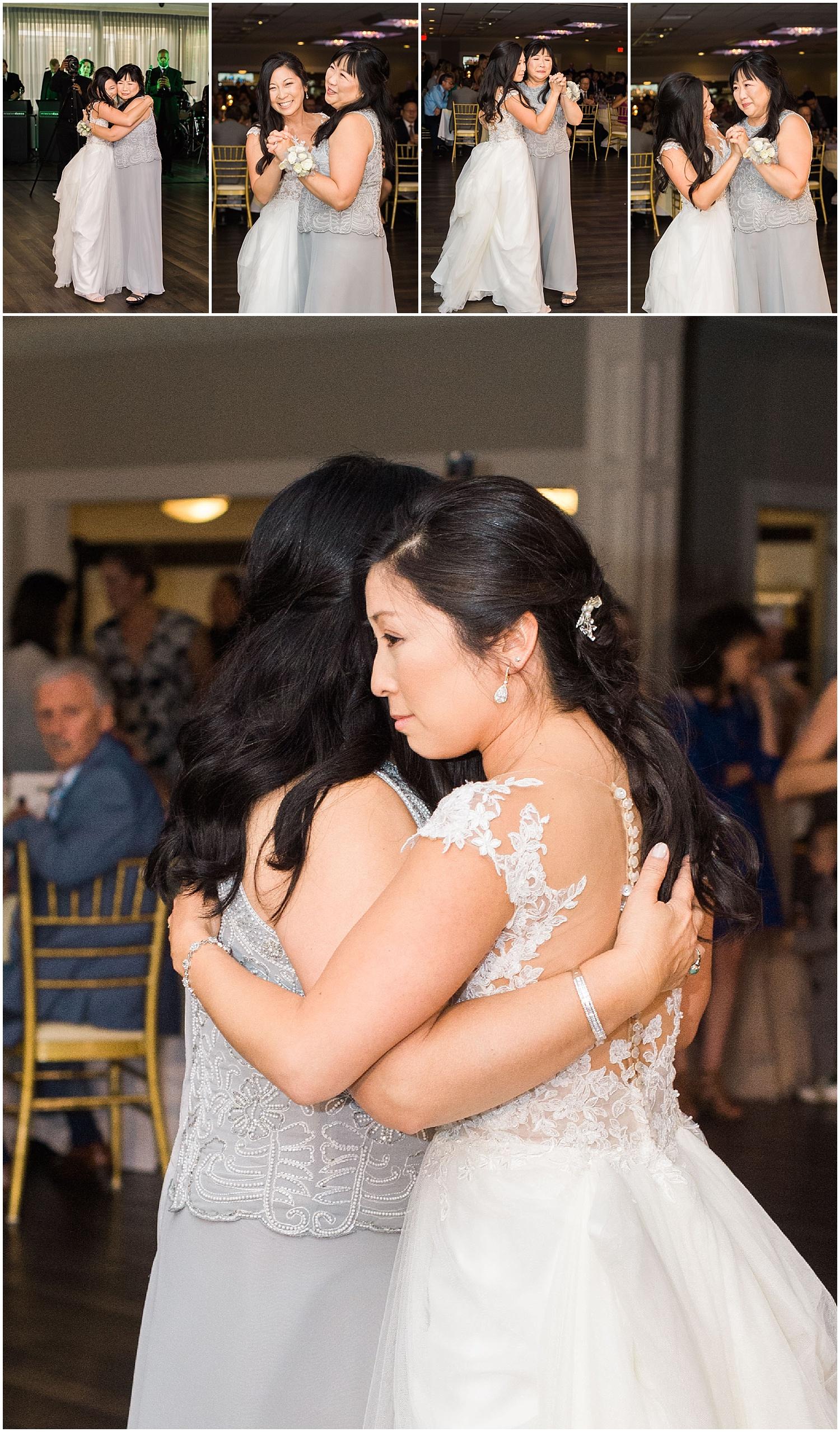 new jersey outdoor wedding, Monmouth University Wilson Hall, natural light photographer, hybrid photographer, mother daughter dance