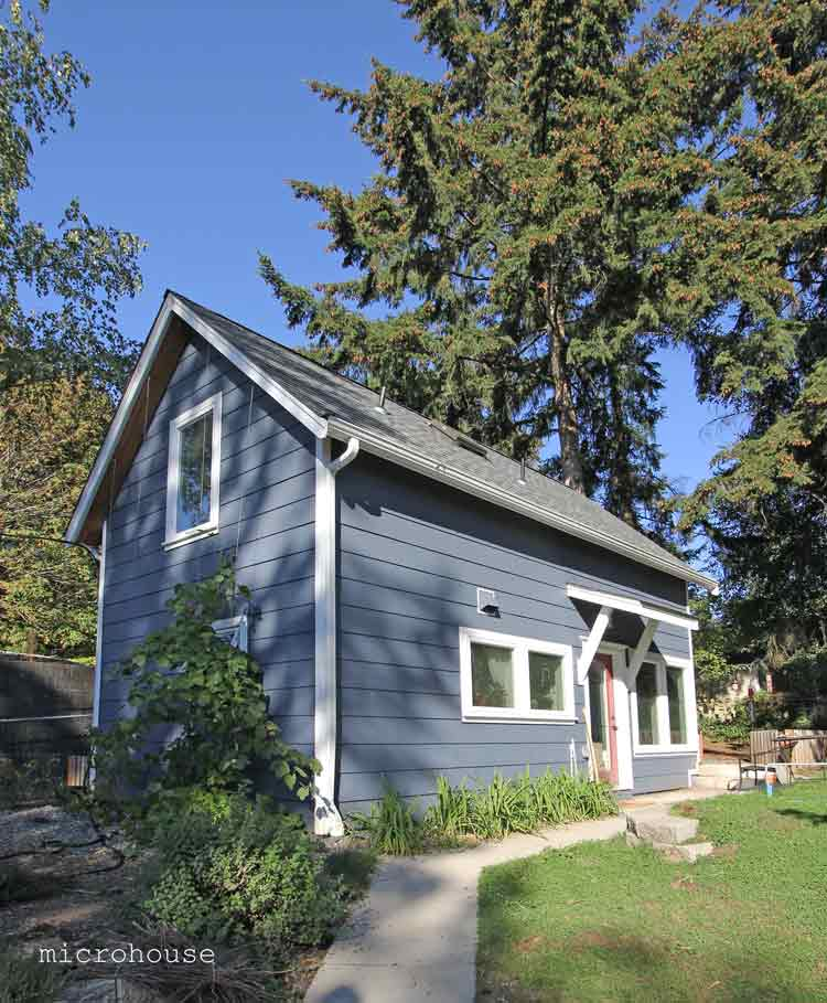 bryant backard cottage