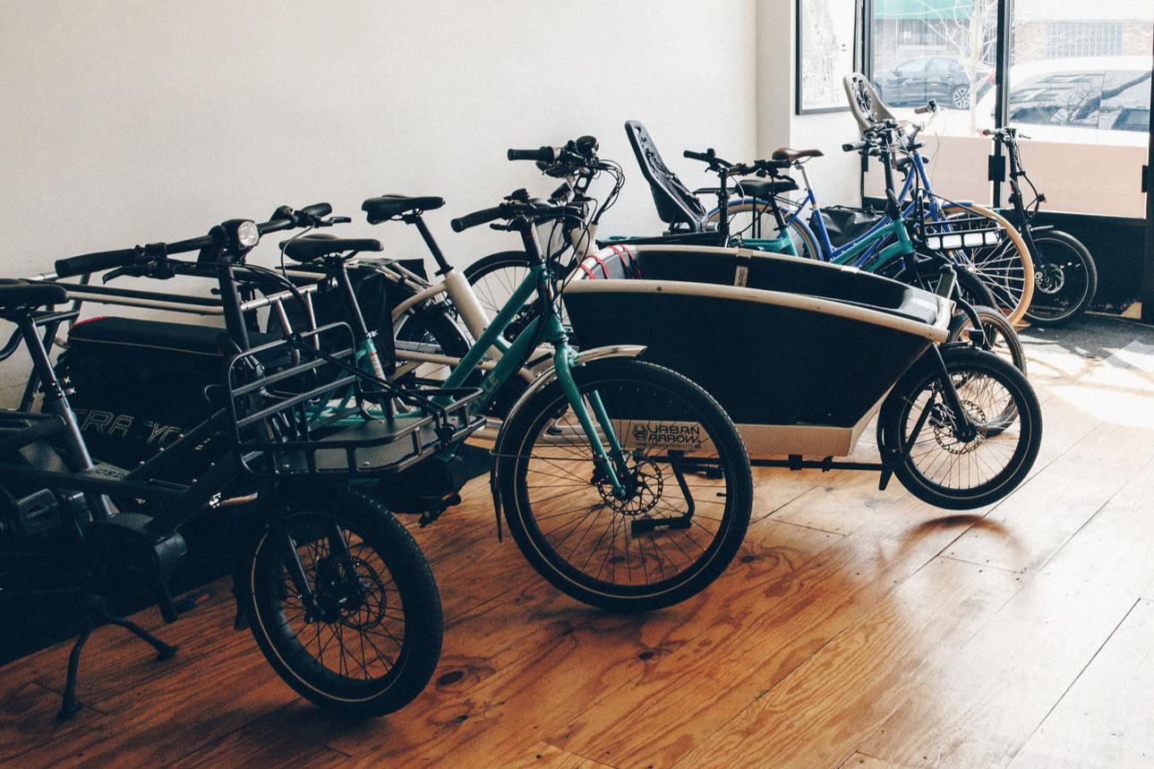 Our Bikes -