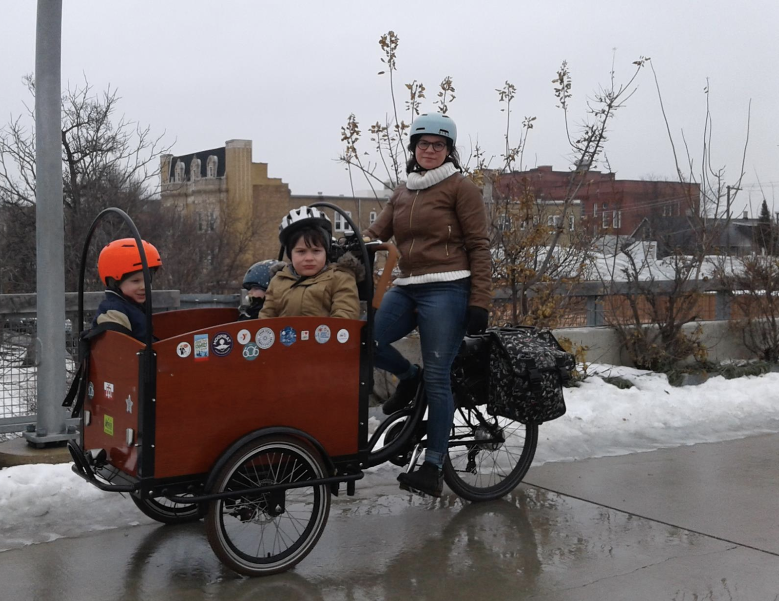 Cargo-Bike-Trike-Winter-Bunch-Bikes