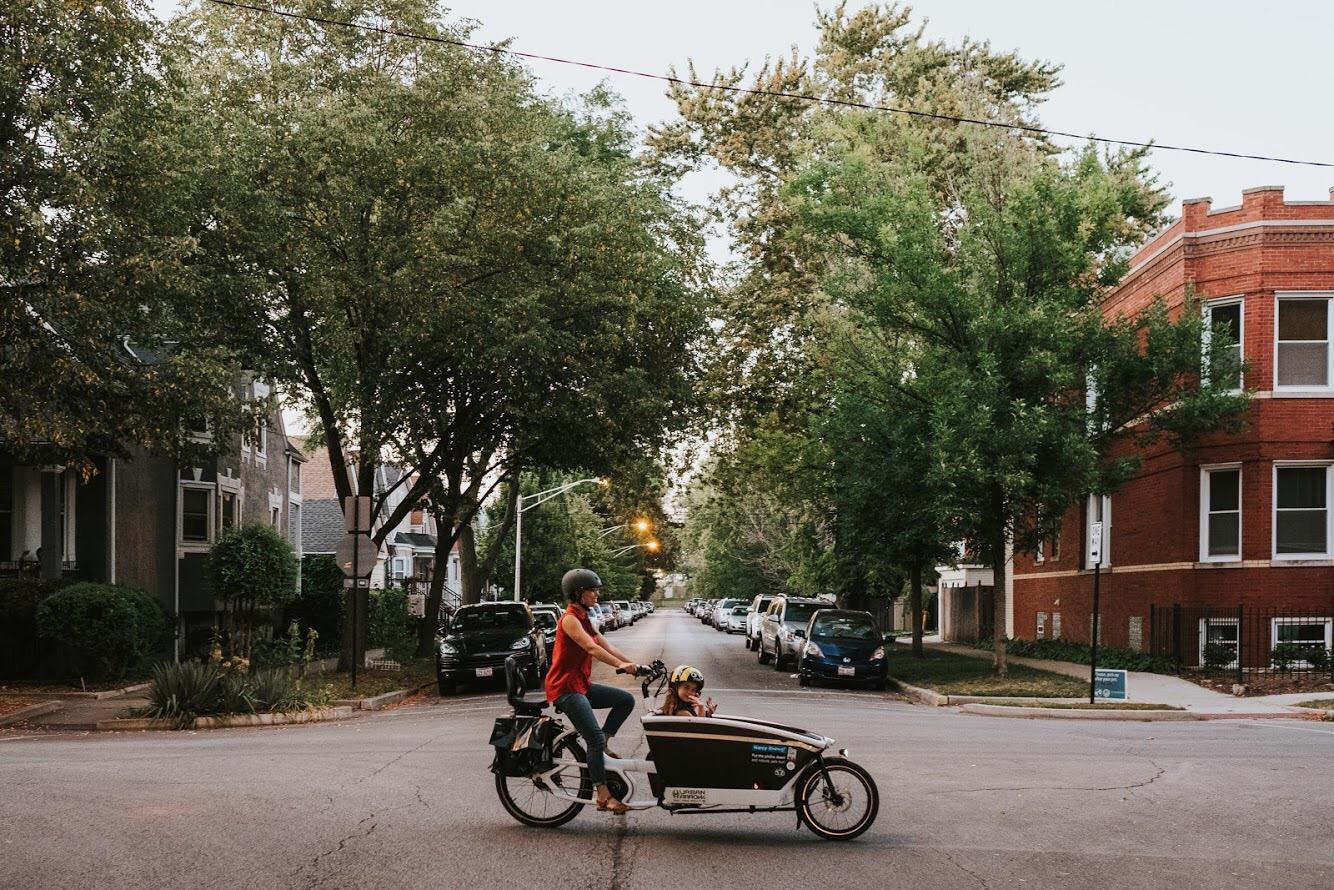 Chicago-Bike-Urban-Arrow-Cargo-Bike