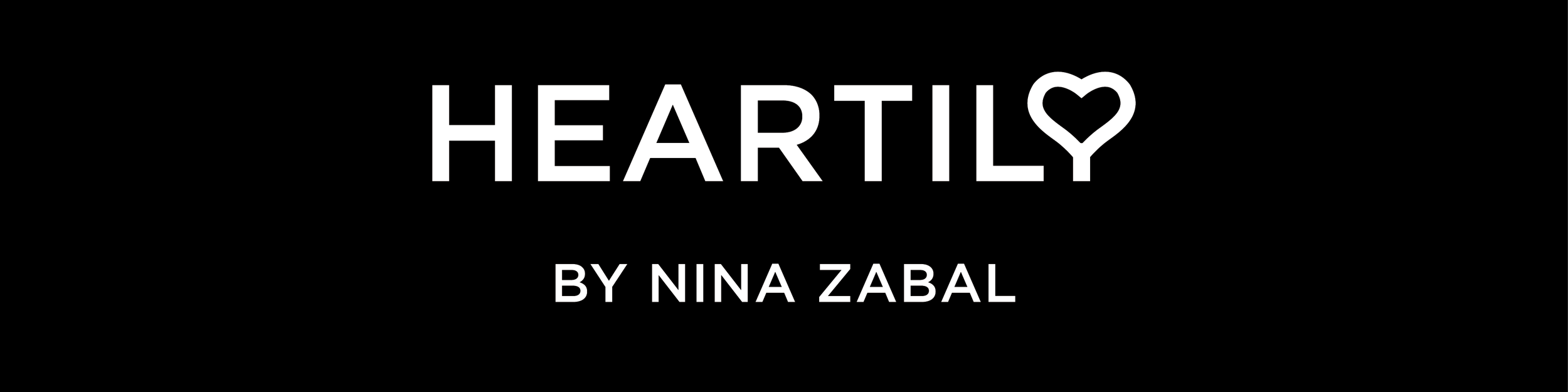 Heartily by Nina Zabal