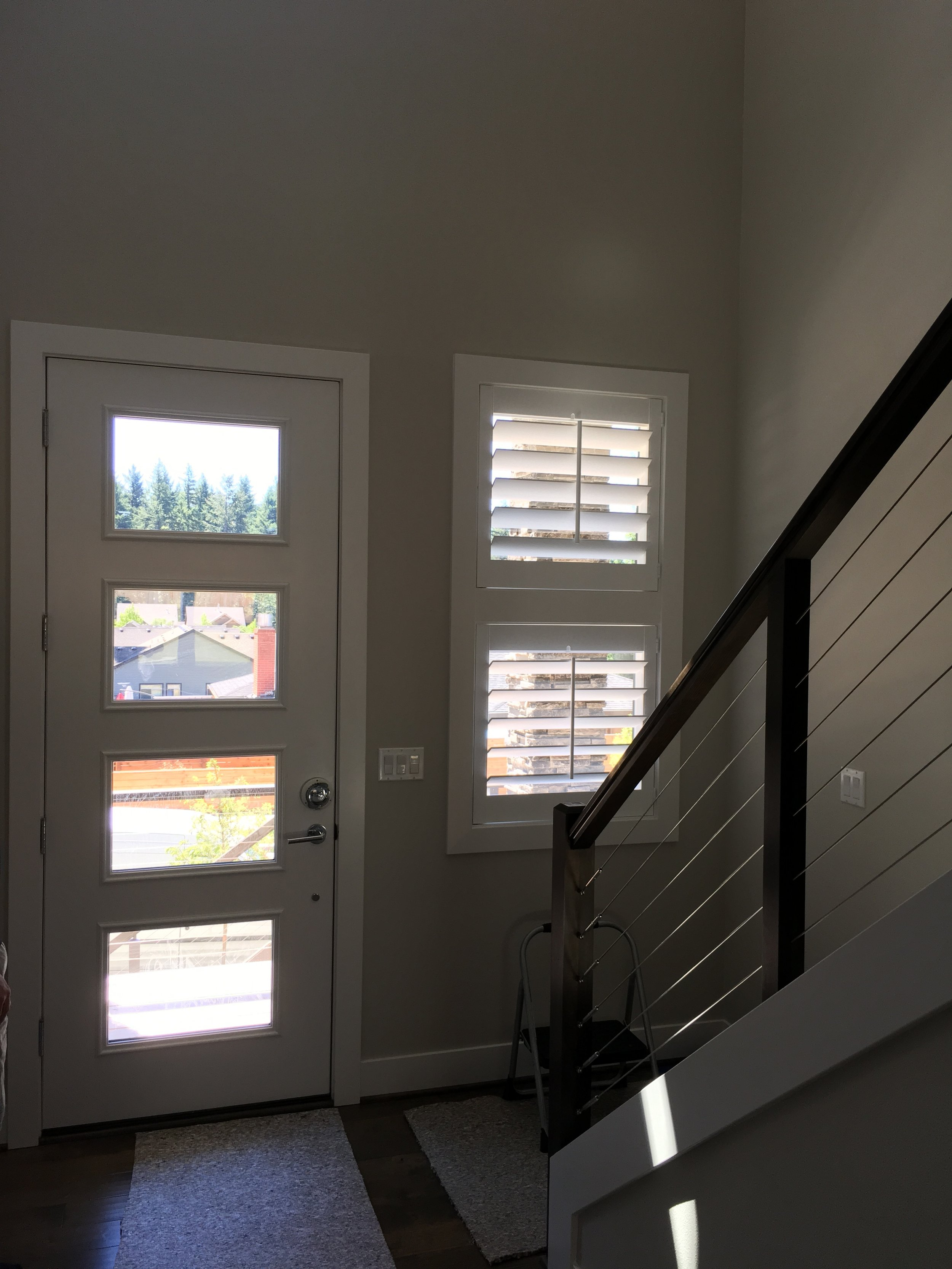 Entry Shutters