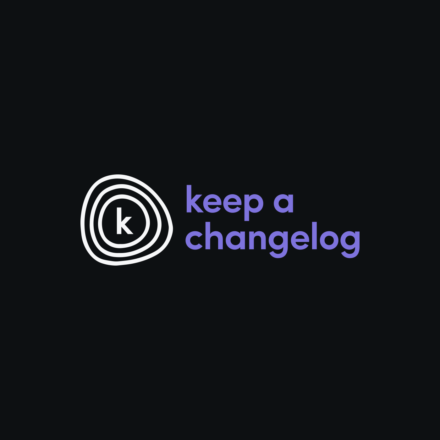 Keep a Changelog
