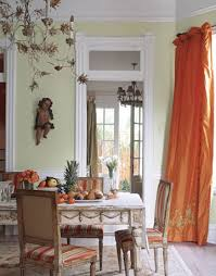 Dining room table with great applique idea.jpg