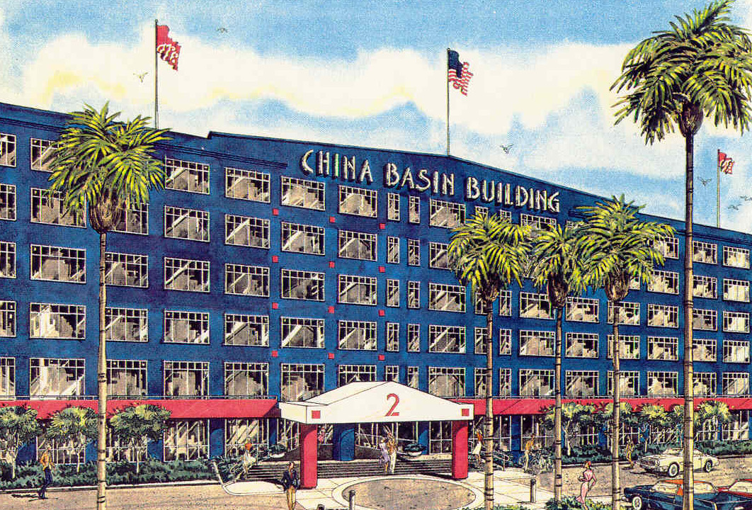 CHINA BASIN BUILDING DESIGN COMPETITION 1ST PLACE AWARD - SAN FRANCISCO, CAChina Basin Building, 500,000 SF, is located in San Francisco in the heart of the south of market area. The former warehouse was converted into creative loft spaces situated on China Basin estuary and adjacent to AT&T Ball Park. AD won a competition to redesign the historic building and give life to a new generation of uses.
