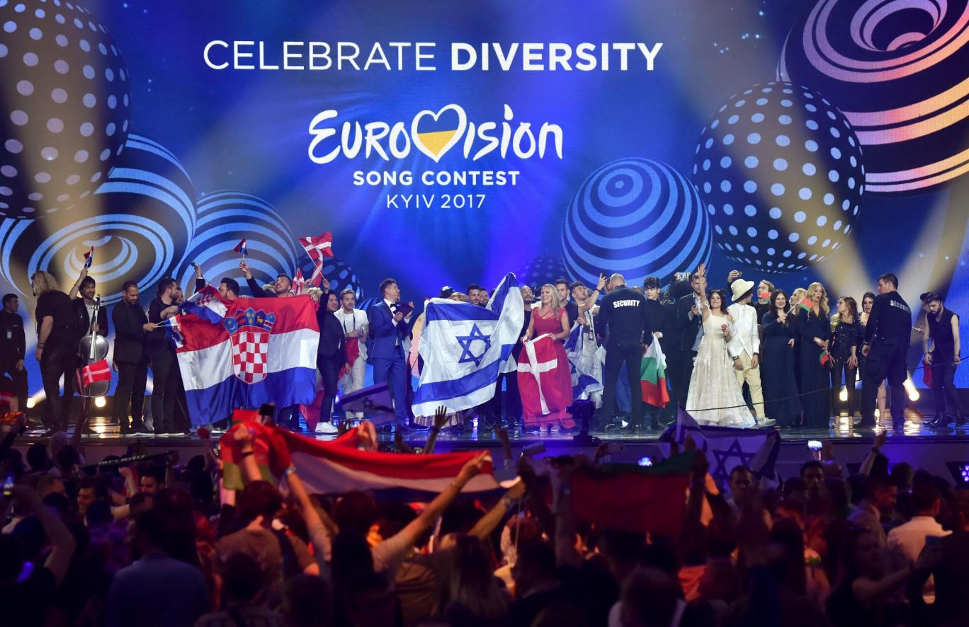 Eurovision Song Contest 2017 in Kyiv, Ukraine