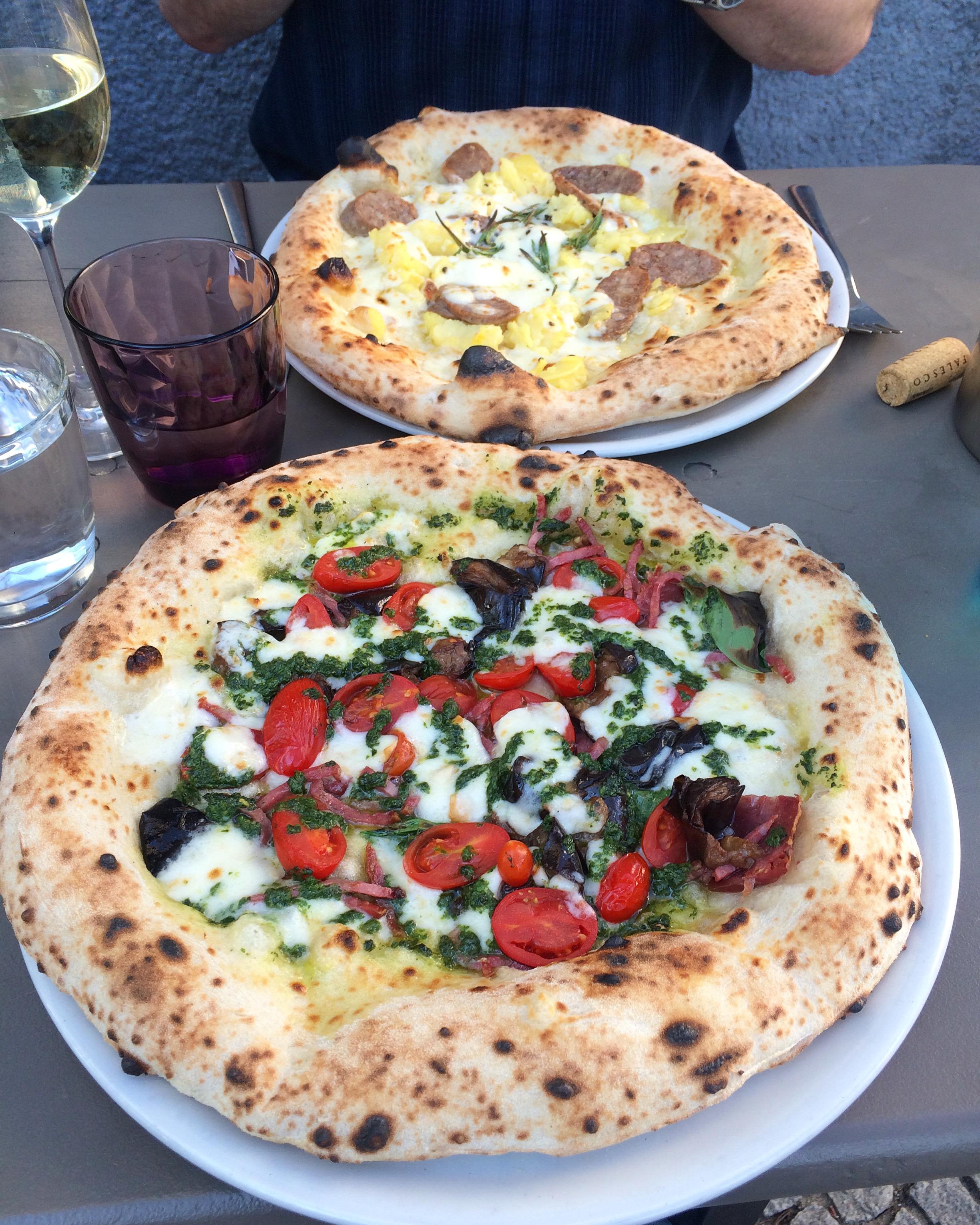 Standard-Serious Pizza, Templiner Str. 7, 10119 Berlin