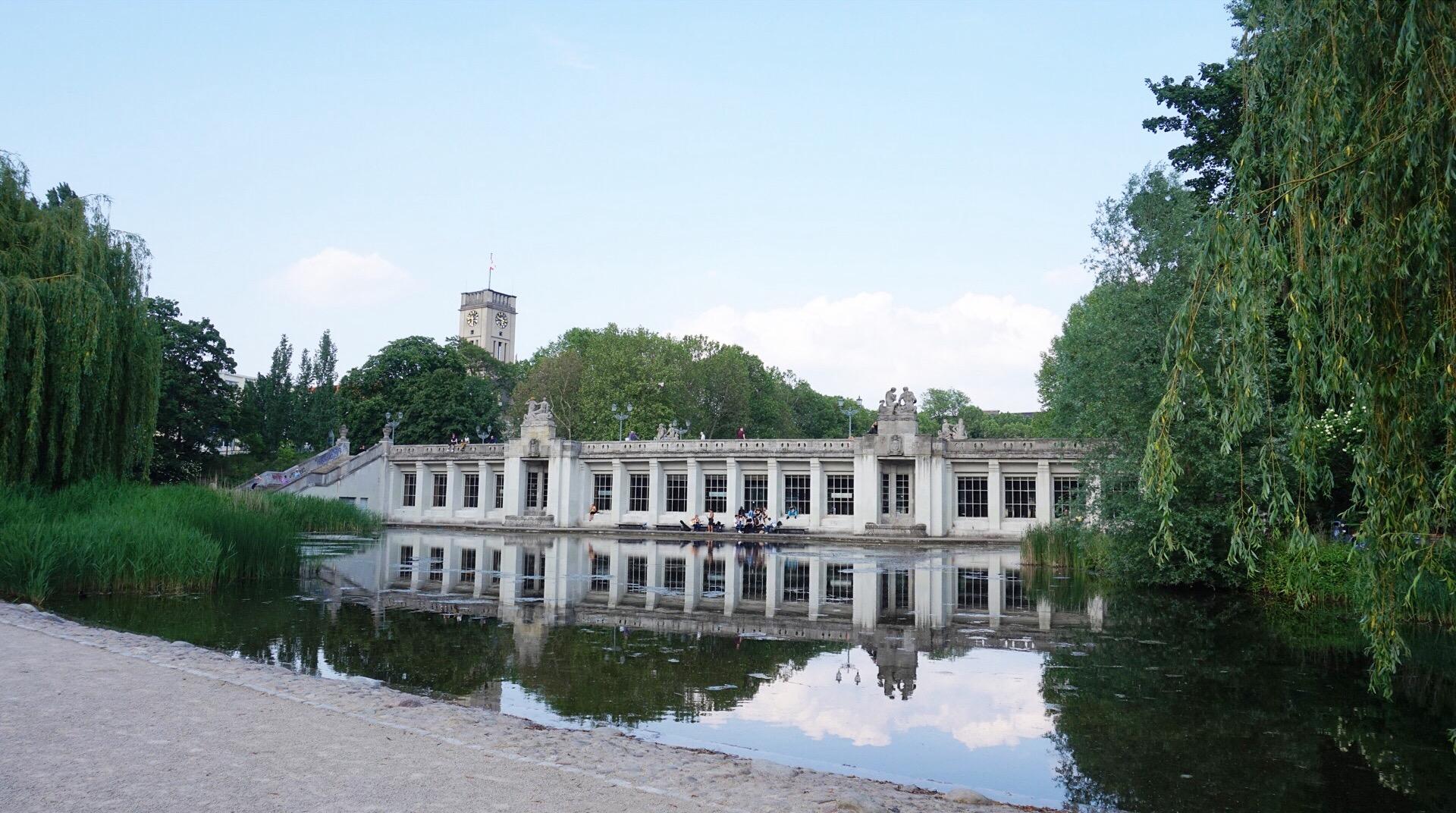 Volkspark Schöneberg-Wilmersdorf / Rudolph-Wilde-Parkpark, Kufsteiner Str., 10825 Berlin