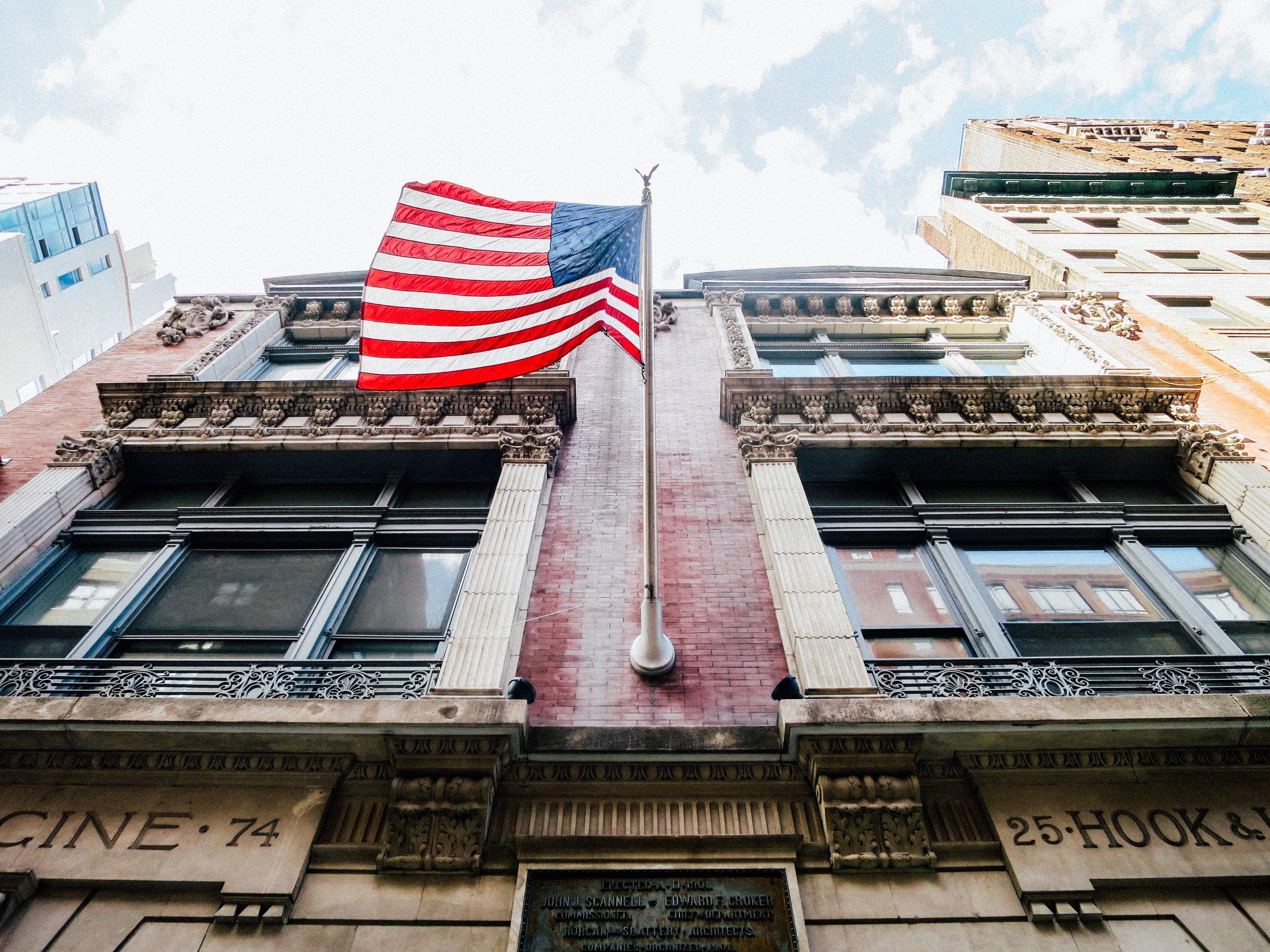 US_flag_New_York