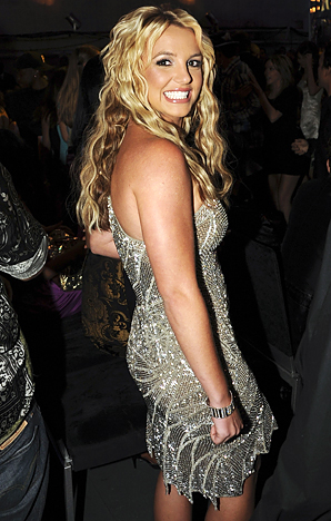 Britney Spears's triumphant night at the 2008 MTV VMA's