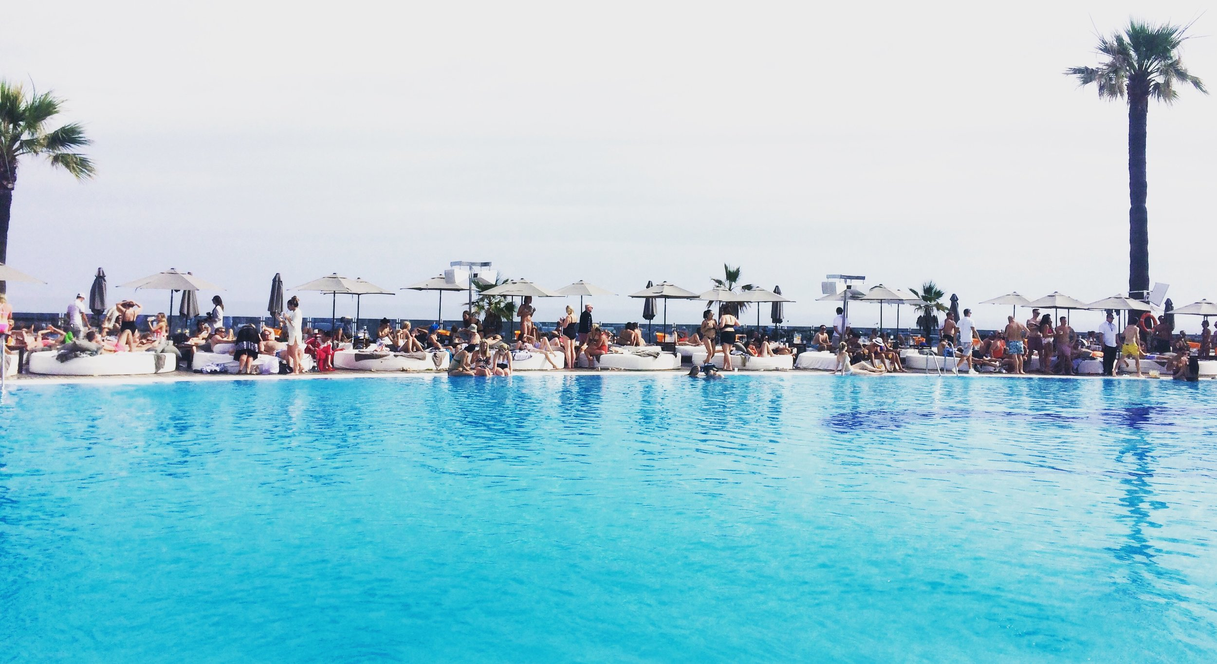 Ocean Club, Marbella / Puerto Banús
