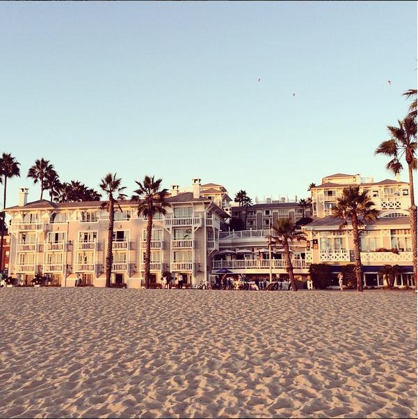 Shutters on the Beach , Venice Beach
