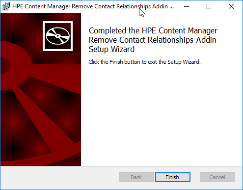 Completion Dialog