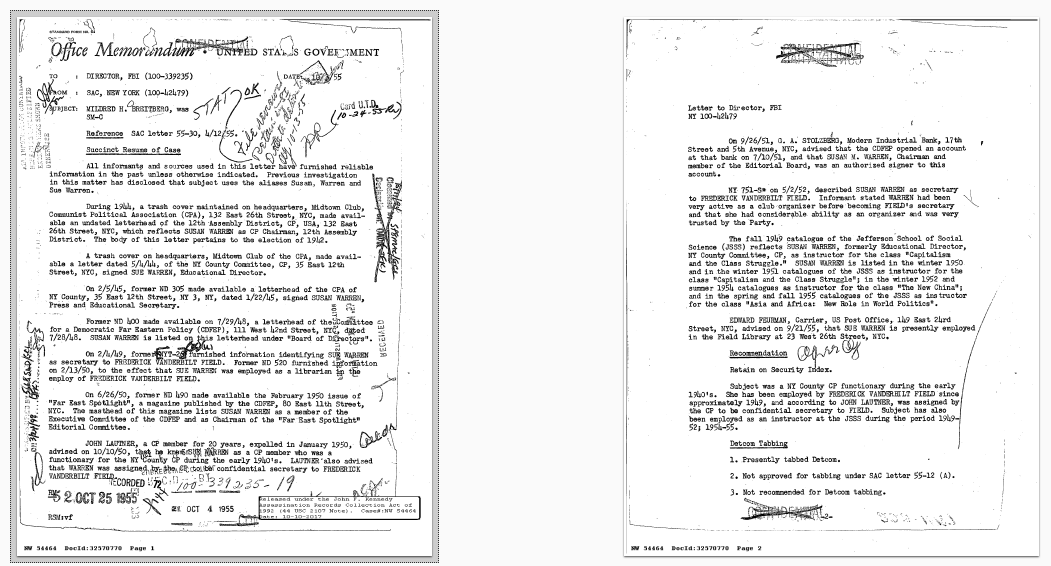 Example document without cover sheet -- I would rather see the first page in the thumbnail