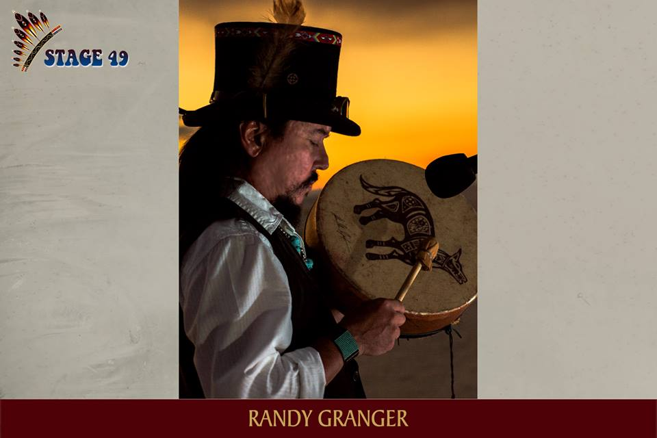 """- RANDY GRANGER fuses ancient Native American and world flutes, world percussion, vocals, guitar and the ethereal and mesmerizing Handpan into a Southwest World style of music. An award-winning recording and touring musician his music is heard worldwide and NPR, Hearts of Space, Sirius Soundscape, IHeartRadio, Pandora, Youtube and on podcasts and radio. A New Mexico native, his ancestry is reflected in the spirituality of his music, which CDBaby said was """"filled with an incredible stillness in every song."""" Randy headlines festivals and performs house concerts, in solo shows as well as a sought after flute teacher and workshop leader."""