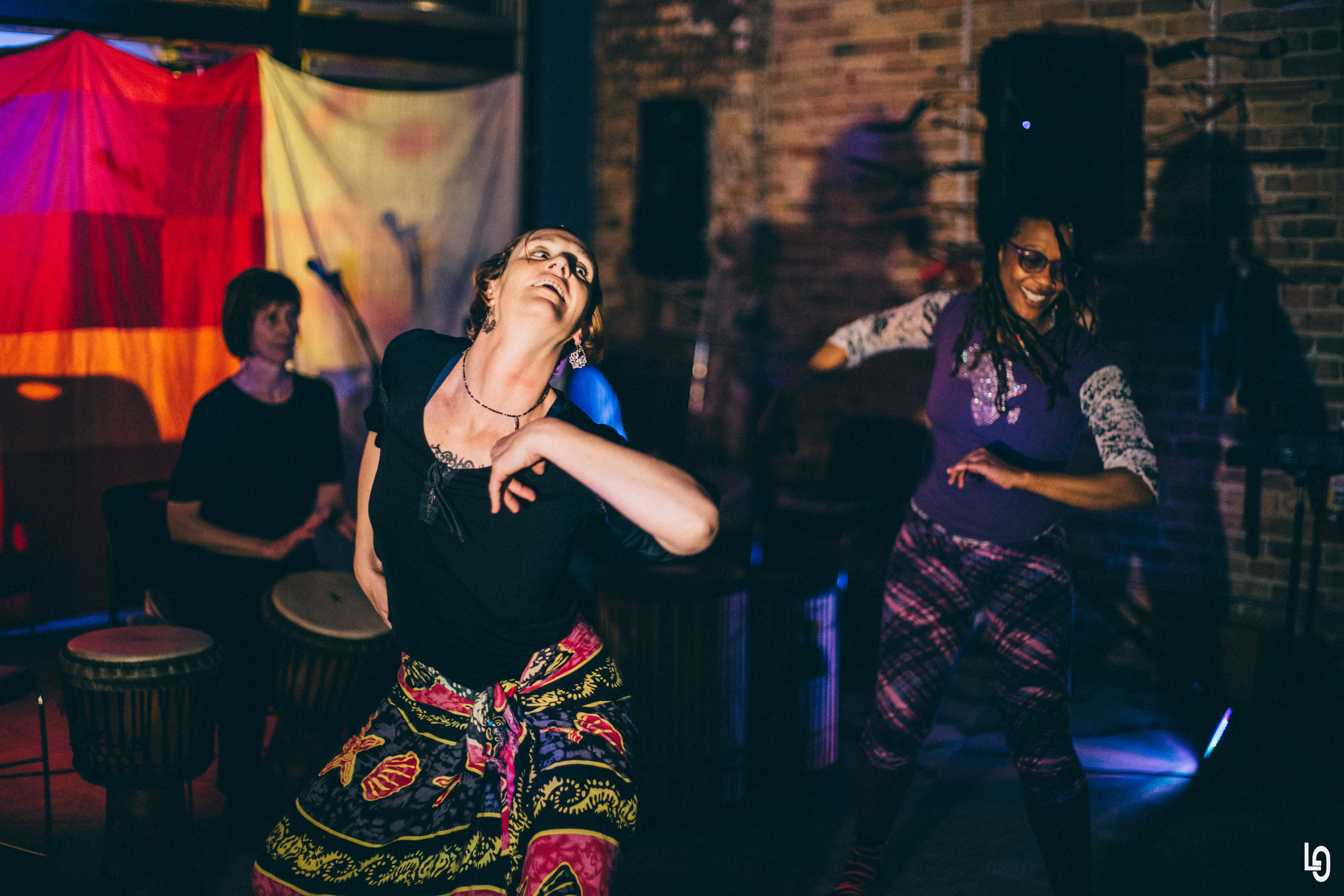 - AFRICAN FUSION DANCE PROJECT is a collaboration of traditional dance and drumming artists who perform exhilarating dance to the drums of West Africa.